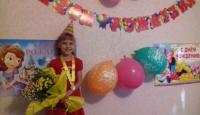 С днем рождения, Дашенька!