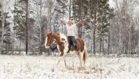 """20 января приглашает малый конный стадион """"Золотая орда"""""""