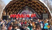 """Благотворительный концерт """"Зажги синим"""", посвященный Всемирному Дню информирования о проблемах аутизма"""