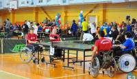 Региональные соревнования по настольному теннису среди инвалидов