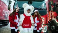 «Рождественский караван Coca-Cola» приехал в Томск в воскресенье