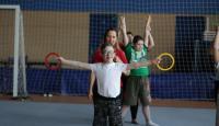Томичи могут помочь детям-инвалидам заняться спортом