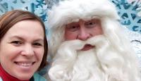 Поздравление от российского Деда Мороза из Великого Устюга
