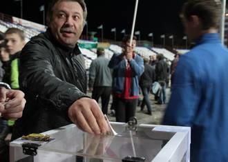Совместная благотворительная  акция с футбольным клубом «Томь»