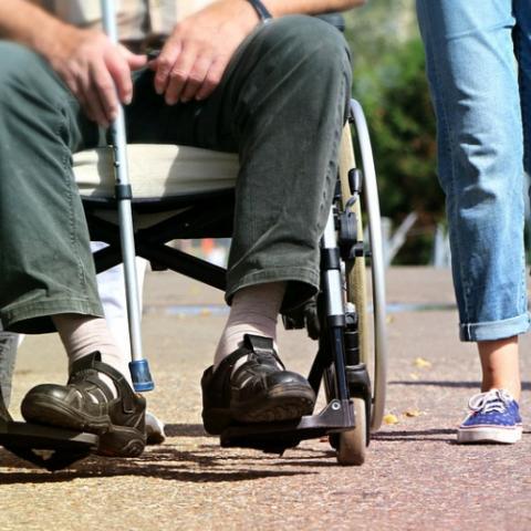 В Томске определены места расположения спортивных площадок для инвалидов