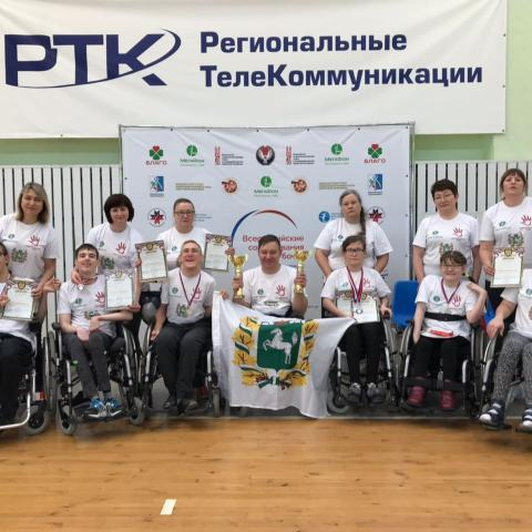 Команда «Обыкновенное чудо»  завоевала медали на всероссийском турнире